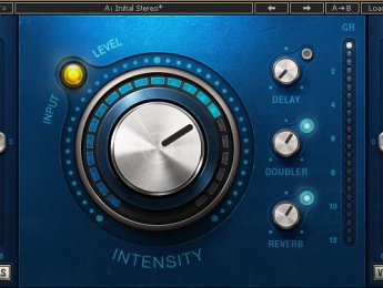 Greg Wells VoiceCentric de Waves, otro plugin 'de autor'