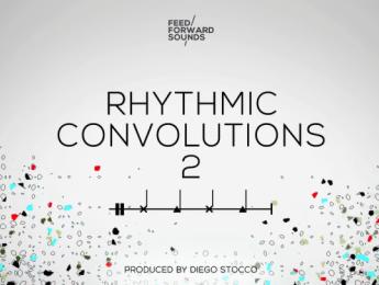 Rhythmic Convolutions 2, la segunda librería de IRs de Diego Stocco