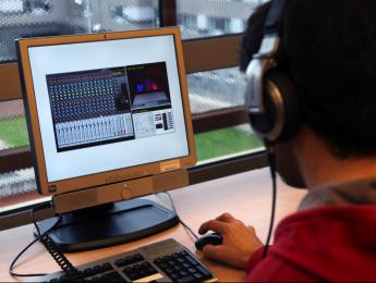 Emumix, un emulador de mezcla de sonido en directo