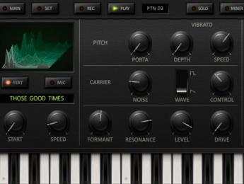 Korg lanza el sinte iDS-10 para iOS