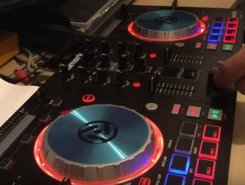 Introducción al beat juggling con Mixtrack Pro 3 de Numark