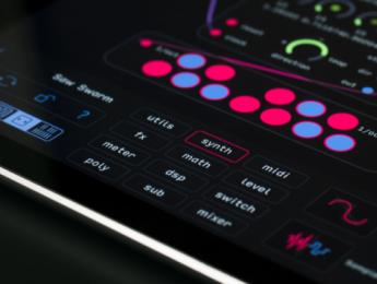 Audulus 3, nueva versión del modular para iOS