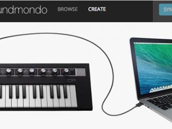 Yamaha abre Soundmondo, la web para compartir sonidos de los Reface