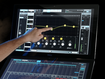 Waves lanza eMotion LV1, su propia solución de mezcla en directo
