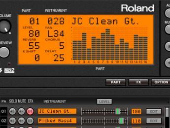 Roland Sound Canvas VA, la re-vuelta de un clásico