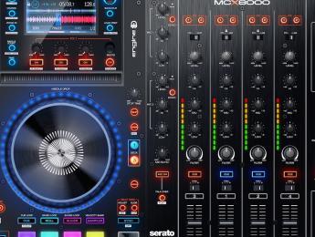 Denon presenta el MCX8000, dispositivo integral para DJs