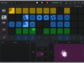 Bloc Musical y Garage Band 2.1, Apple sorprende a los músicos