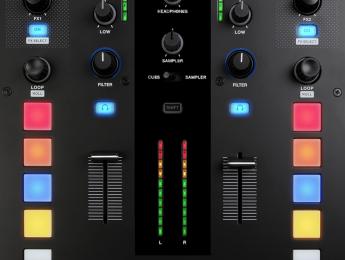 Mixars, nueva marca, nuevas sorpresas para DJs