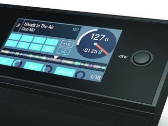 Numark Dashboard para Serato DJ: sólo pantallas