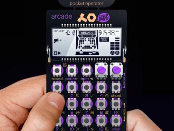 Teenage Engineering extiende sus Pocket Operator con Robot, Arcade y Office