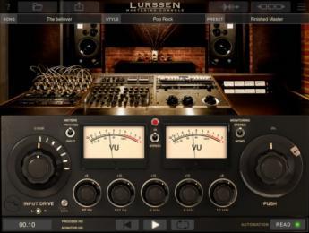 IK Multimedia lleva los estudios Lurssen Mastering a tu Win/OSX/iPad