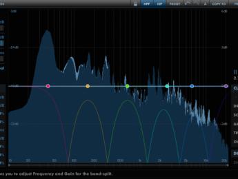 Limitless, el nuevo limitador multi-banda de DMG Audio