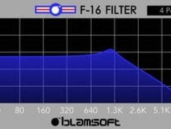 F-16 Filter para iPad: 16 filtros en AU por 3 euros