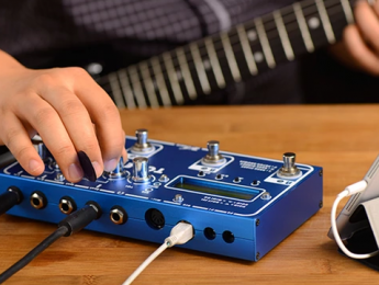 Tone Shifter 3, un pedal que combina interfaz de audio y control MIDI