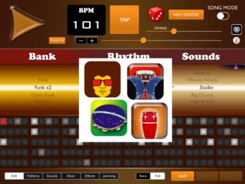Lumbeat: cajas de ritmo inteligentes que improvisan