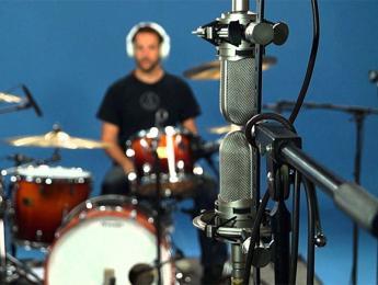 Técnicas básicas de grabación con Audio-Technica: Batería