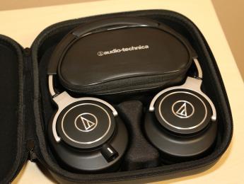 Review de los auriculares Audio-Technica ATH-M70x
