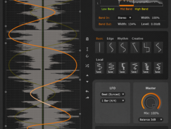 Cableguys lanza PanShaper, un plugin para modulación avanzada de panorama