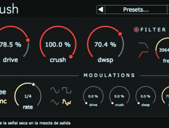 Tritik Krush, una severa distorsión freeware hermana de Moodal y TkDelay