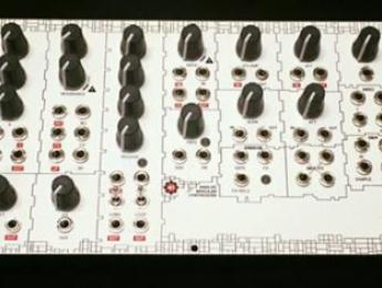 Soundmachines presenta Modulör114, un modular monolítico