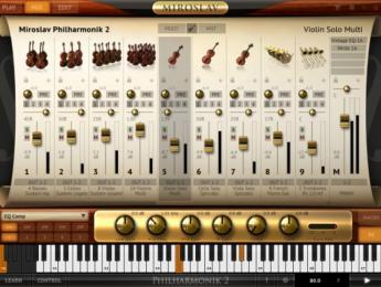 Miroslav Philharmonik 2 CE de IK Multimedia, una orquesta más asequible