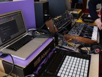 Ableton Live y modulares: control con OSCiLLOT y Experts Sleepers ES-3