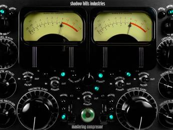 Un vistazo al exclusivo Mastering Compressor de Shadow Hills