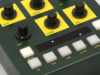 Bam, la nueva reverb hardware de Oto Machines