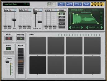 Vatanator, una nueva caja de ritmos para iOS