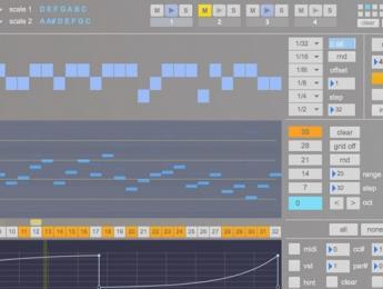 Klysoft presenta un secuenciador MIDI generativo