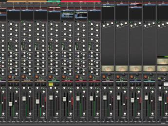 Harrison lanza un nuevo Mixbus con emulación de mesa de mezcla analógica