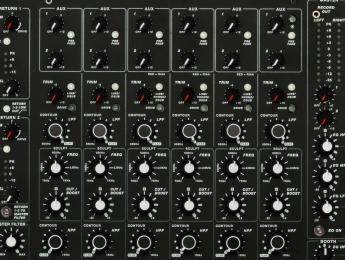 MODEL 1, el mixer de Richie Hawtin