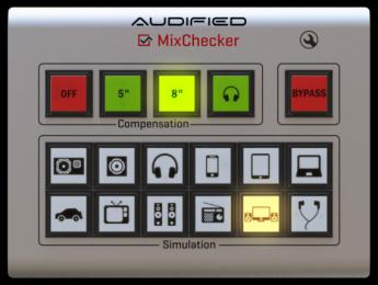Audified MixChecker, mezcla sabiendo cómo te van a escuchar