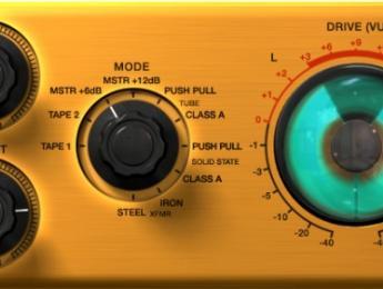 Saturator X de IK Multimedia, 10 modos de distorsión en un solo plugin