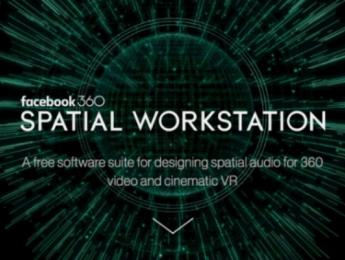 Facebook regala una suite de plugins para producir audio 3D