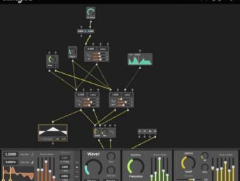 Sound Guru anuncia Tangle, un sinte modular FM entre el enredo y la simpleza