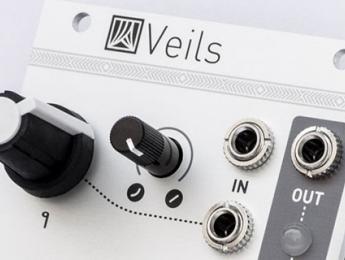 Blinds o Veils: cuádruple anillo o VCA con mixer de Mutable Instruments