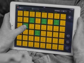 Novation mejora sus apps para iOS: segunda versión de Launchpad y sexta de Blocs