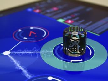 Rotor, la evolución tangible de Reactable en el iPad
