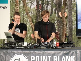 Richie Hawtin y Model 1 en Sónar 2016