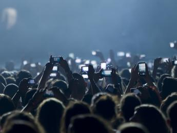Apple patenta un sistema para impedir que hagas fotos y vídeos en los conciertos