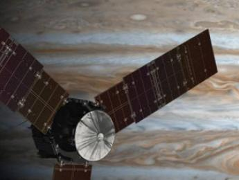 Escucha los sonidos de la sonda Juno de la NASA atravesando el campo magnético de Júpiter