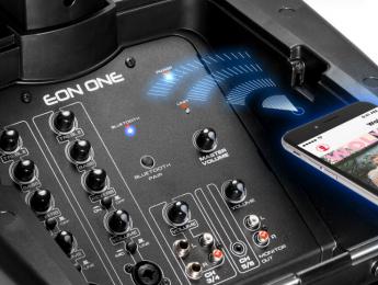 JBL Eon One, sonorización PA para pequeños eventos