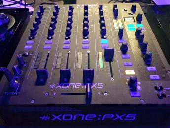 Xone:PX5, nuevo mixer de Allen&Heath