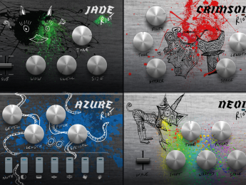 Skram, una premiada groovebox techno para iPad ahora gratuita