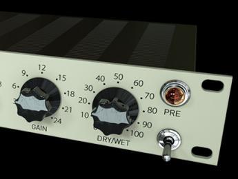 Acustica Audio regala TAN, un compresor VCA en plugin