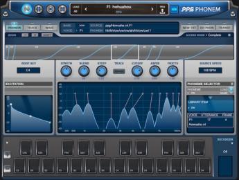 Wolfgang Palm (PPG) lleva Phonem, su sintetizador cantante, al iPad