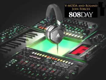 Roland adquiere el 70% de V-Moda, la empresa de auriculares DJ