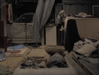Los tesoros sonoros de la basura: recorriendo los interiores de un estudio de foley