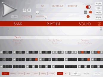 Soft Drummer, las baterías acústicas iOS de Lumbeat en su versión más suave